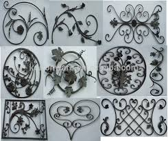Decorative Wrought Iron Panels Far Fetched Wall Home Design Ideas