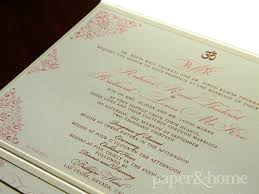 wedding invitations las vegas indian wedding invitations las vegas rohini richard paper and