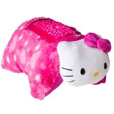 pillow pet night light target pillow pets dream lites hello kitty