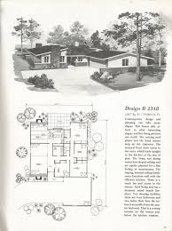Mid Century Modern House Plan 665 Best Modern Images On Pinterest Architecture House Tours