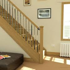 Banister Handrail Designs Double Click To Zoom Indoor Wood Stair Railing Designs Oak Stair