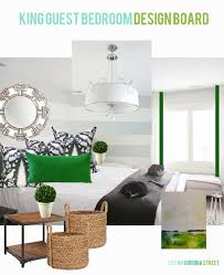 king guest bedroom inspiration and design board round ii life