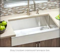 farm apron sinks kitchens undermount apron sink attractive drop in stainless steel farmhouse