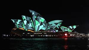 eye projection mapping the sydney opera house creators