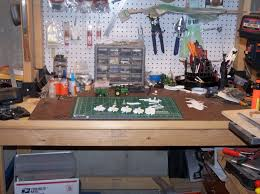 The Work Bench Down On The Model Farm With Randy Glick
