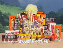 candy gift basket hershey gift baskets by candy baskets