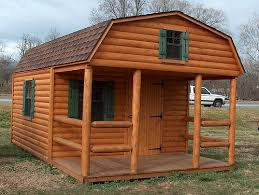 alans plans com log storage buildings log barns by alans factory outlet via