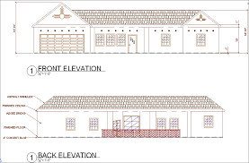 Floor Plan Front View by Autocad Drawings By Tiffany Gagne At Coroflot Com