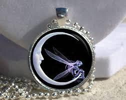 fairy pendant necklace images Fairy pendant etsy jpg