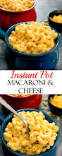 instant pot macaroni and cheese kirbie u0027s cravings