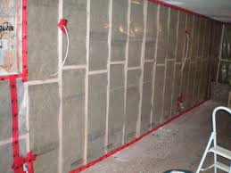 moisture barrier basement walls home design u0026 interior design