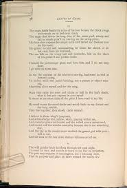 The Blind Side Chances Are Song Song Of Myself Leaves Of Grass 1891 92 The Walt Whitman