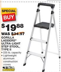 home depot black friday 5 foot ladder sale more home depot spring u201cblack friday u201d picks raised garden bed