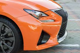 rcf lexus orange 2015 lexus rc f revisted a monster for the streets gadgetrytech com