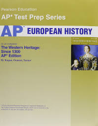 western heritage ap exam text with test workbook donald kagan