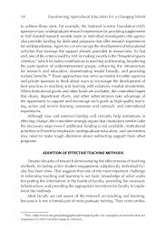 Reflective Essay Sample Pdf 3 Improving The Learning Experience Transforming Agricultural
