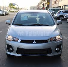 mitsubishi lancer 2017 white used mitsubishi lancer 1 6l 2017 car for sale in doha 732998