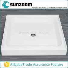 sunzoom fiberglass shower tray resin shower tray fiberglass shower