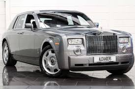 roll royce garage used 2007 rolls royce phantom v12 for sale in north yorkshire