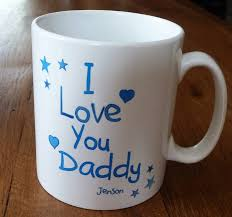 fathers day mug personalised i you s day mug loubilou