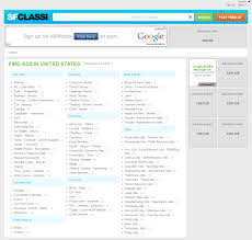 Resume Parser Php Sfclassi Responsive Php Classified Script By Sfclassi Codecanyon