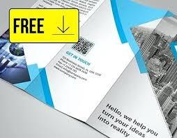 3 fold brochure template free 3 fold flyer template free nature fold brochure template free a4