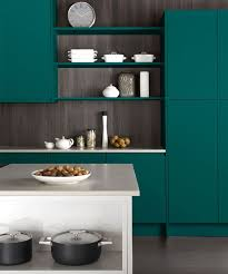 is green a kitchen color green is 2021 s kitchen color trend here s how to