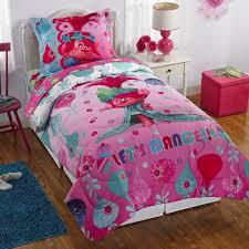 Twin Comforter Dreamworks Trolls Celebrate Glitter Twin Comforter Set Toys