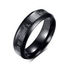I Am My Beloved S And My Beloved Is Mine Ring Mens Rings Stainless Steel 6mm I Am My Beloveds And My Beloved Is