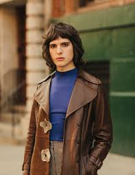first girl haircut transgender meet hari nef model actress activist and the first trans woman