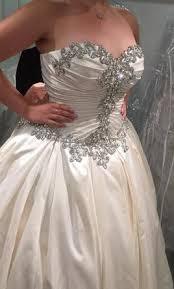 pnina tornai gown pnina tornai 33274192 6 000 size 10 new un altered wedding