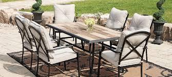 conversation patio sets calgary design and ideas