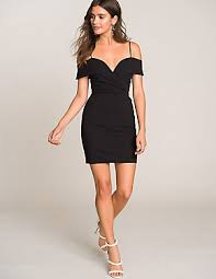 black dress black dress lace cutout strappy russe