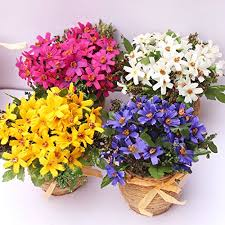 artificial flowers beauty artificial flower pot office of potted plants