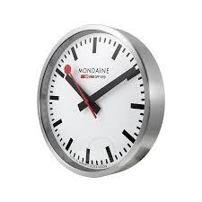 mondaine wall clocks 28 images mondaine mondaine wall clock