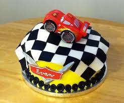 lightning mcqueen birthday cake 50 best cars birthday cakes ideas and designs ibirthdaycake