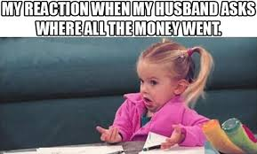 Funny Money Meme - where s the money hitsharenow