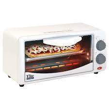 elite cuisine toaster elite cuisine 2 slice toaster oven with broiler timer in white