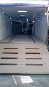 enclosed trailer led lights cargo mate aluminum 4 place enclosed trailer snowest snowmobile forum