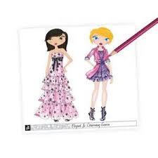 fashion angels fashion design sketchbook patentler