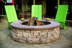 Brick Fire Pit Kit by Highland Stone Eaglebay Usa Pavers