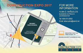 construction expo 2017 registration wed jul 19 2017 at 9 00 am