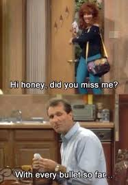 Al Bundy Memes - 21 times married with children went way too far