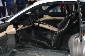 porsche electric mission e mission e concept sedan by porsche 8 muscle cars zone