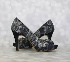 wedding shoes navy blue navy blue wedding shoes navy peep toe platform wedding shoes