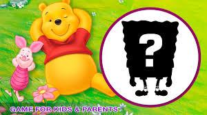 cartoons cartoon character game for kids u0026 parents quiz kids