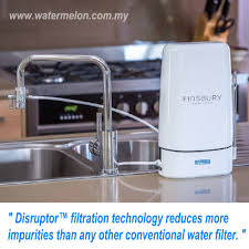 waterco finsbury countertop water purifier 11street malaysia