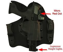 iwb light bearing holster crossbreed light defender series holster
