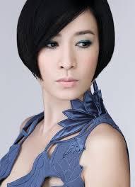 hong kong stars with bob haircuts 7 best charmaine sheh xa thi mạn images on pinterest hair