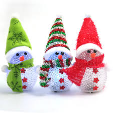 Outdoor Lighted Snowman Decorations by Snowman Christmas Decorations Christmas Lights Decoration